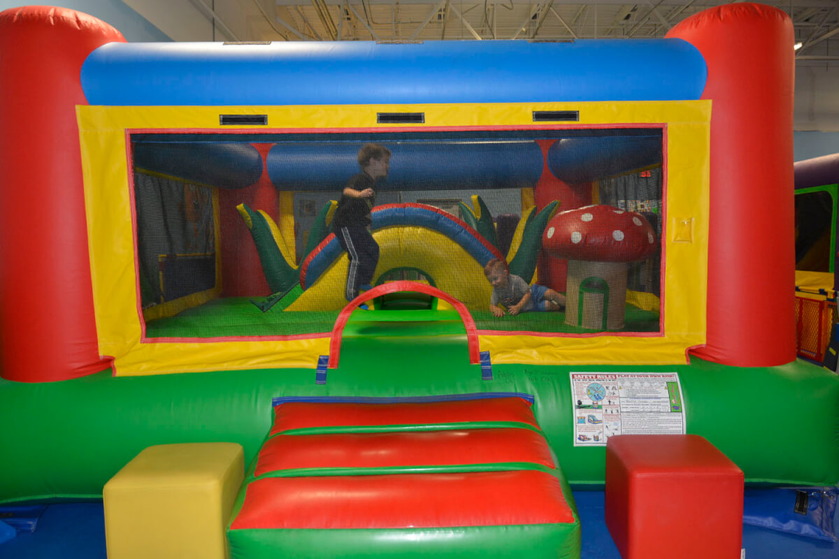 Pleasing Bounce House Of Pensacola A Family Entertainment Center Home Interior And Landscaping Ologienasavecom